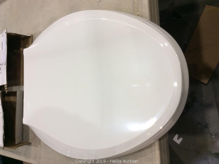 Prime Kohler K 4636 0 Cachet Elongated White Toilet Seat With Inzonedesignstudio Interior Chair Design Inzonedesignstudiocom