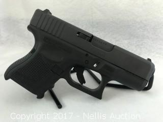 709 - Gun Garage Firearm Liquidation - Guns, Scopes, Knives & Ammo